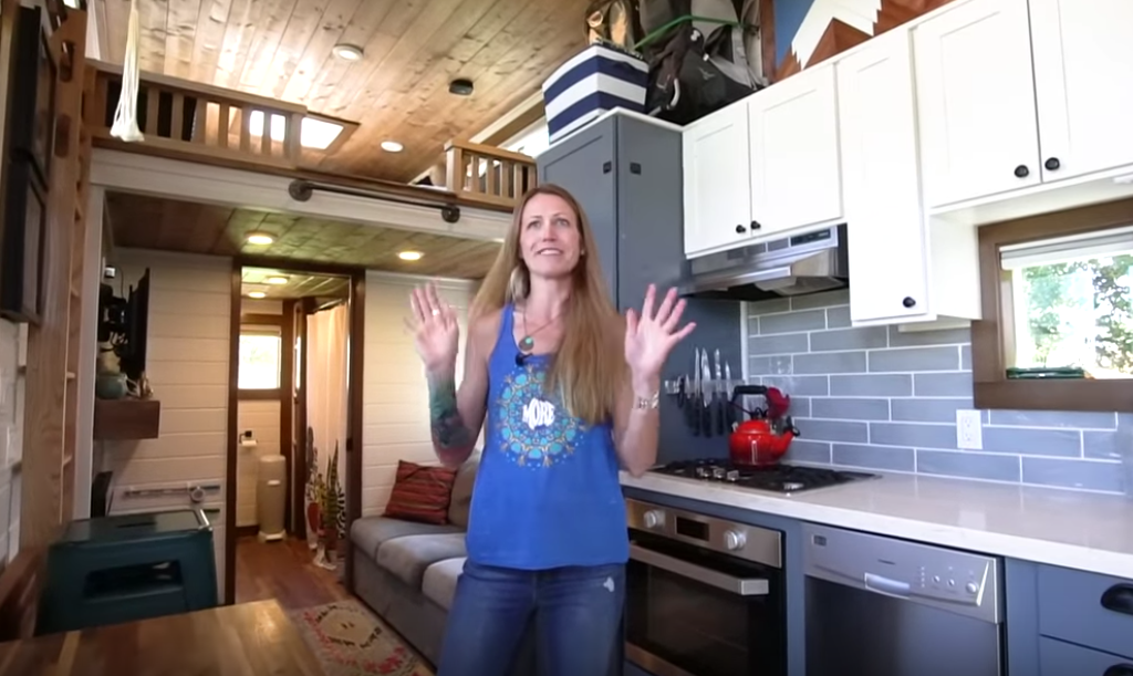 Our Tiny Home – Featured on DIY